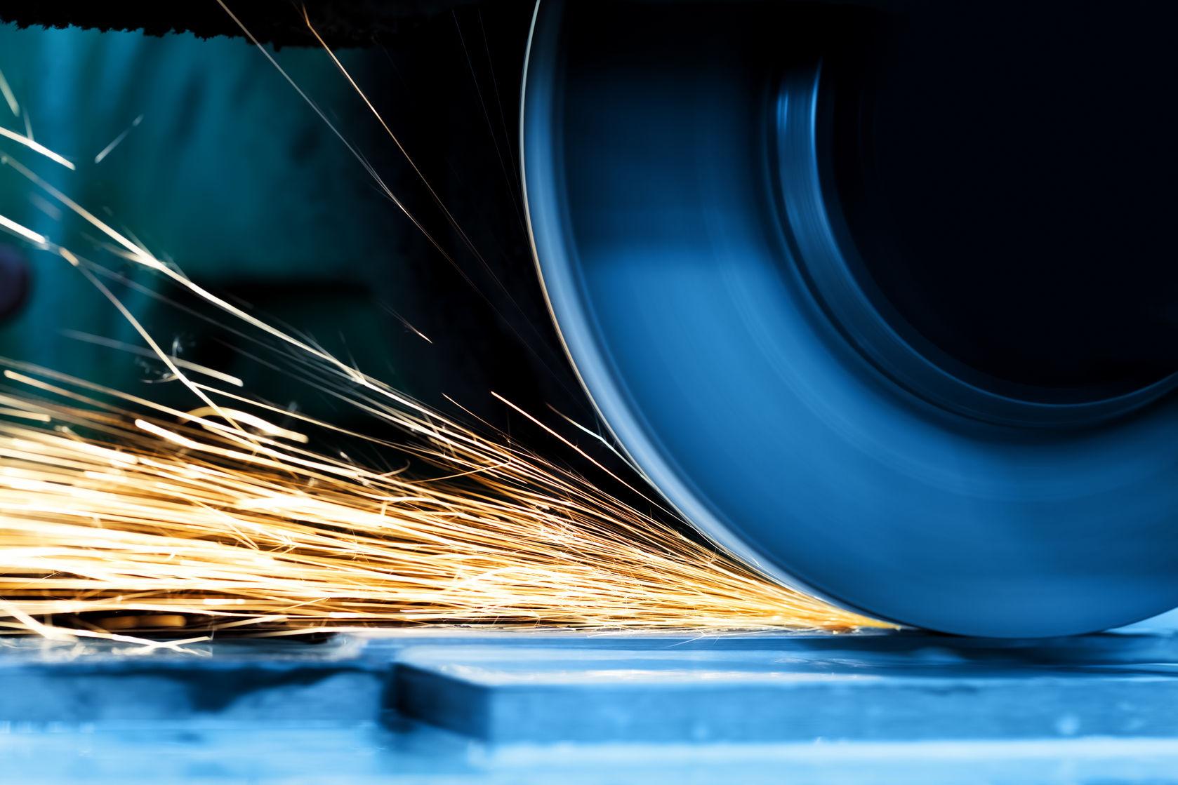 CNC Schleifen Lohnfertigung